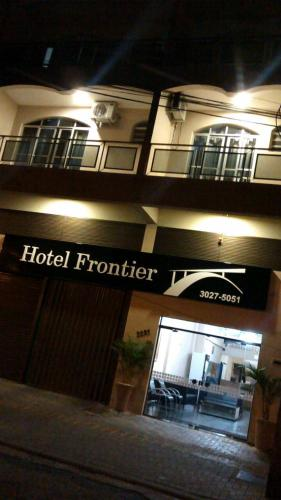 Hotel Frontier (Photo from Booking.com)