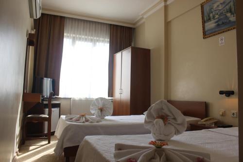 Izmit Hotel Kozluca map