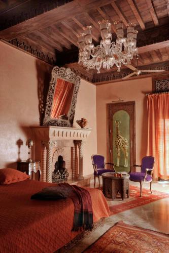 La Sultana Marrakech Oda fotoğrafları