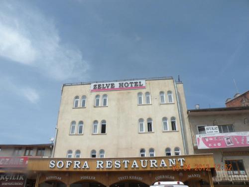 Avanos Hotel Zelve telefon