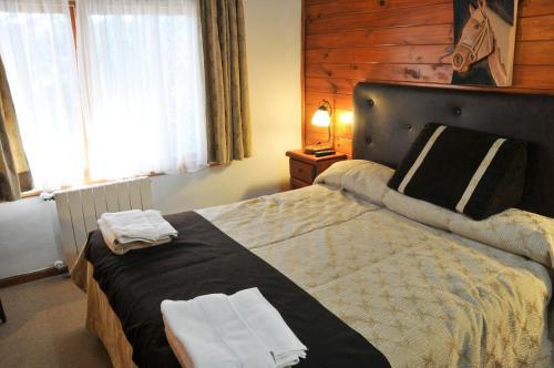 Apart Cascadas - Accommodation - San Martín de los Andes