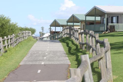 Фото отеля Bulli Beach Tourist Park