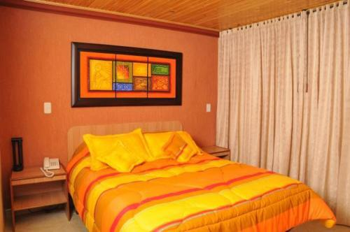 Hotel Apartaestudios Hoteles Bogotá Inn