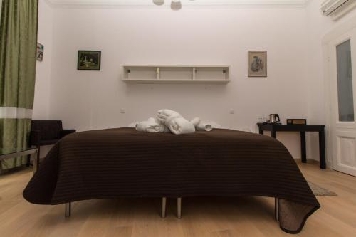 Butterfly Home Danube Двухместный номер с 1 кроватью или 2 отдельными кроватями, вид на город