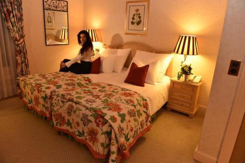 Grand Hôtel du Golf&Palace - Hotel - Crans-Montana