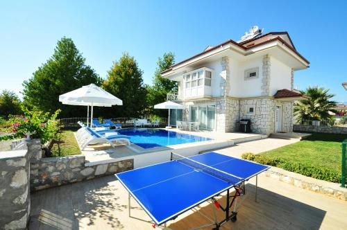 Fethiye Villa Beyazit 1 directions