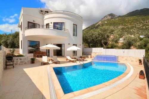 Kalkan Villa Erel tatil