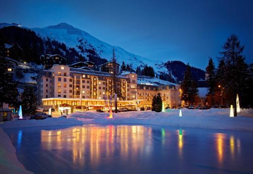 Hotel Seehof Davos-Platz