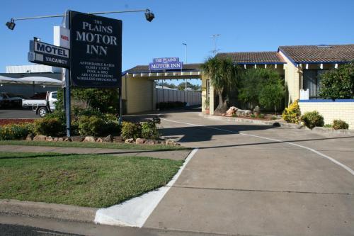 . The Plains Motor Inn