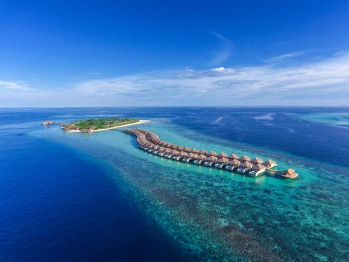 Huruvalhi, Maldives.