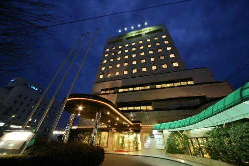 中津大廣場酒店 Grand Plaza Nakatsu Hotel