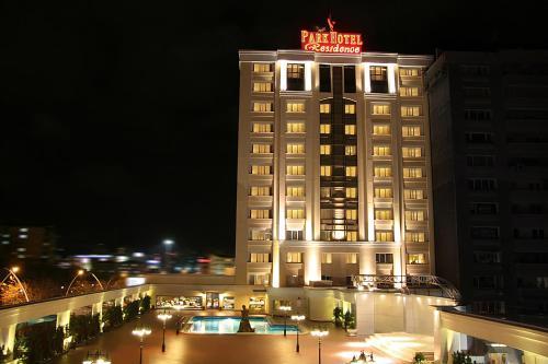 Ankara Buyukhanli Park Hotel ulaşım