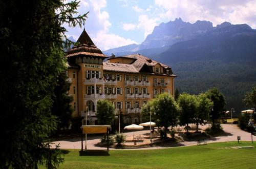 Miramonti Majestic Grand Hotel Cortina d'Ampezzo