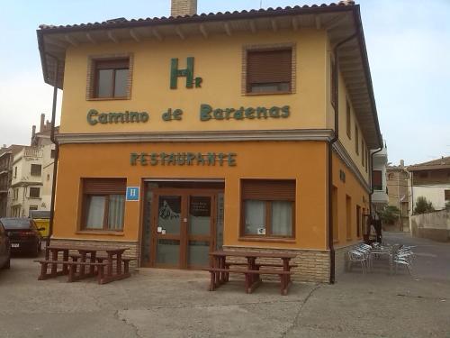. Camino de las Bardenas
