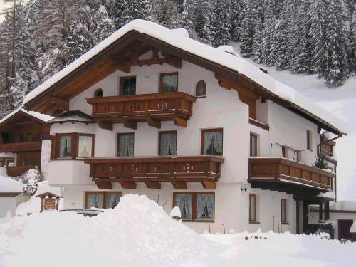 Gästehaus Steinmüller St. Anton am Arlberg