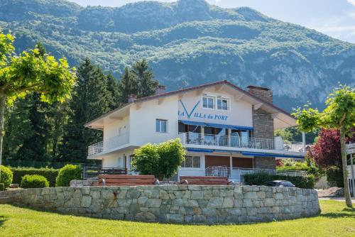 La villa Du Port - Apartment - Veyrier-du-Lac