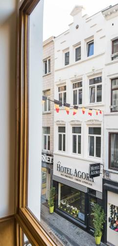 . Hotel Agora Brussels Grand Place