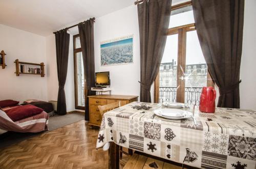Appartement Carlton Chamonix