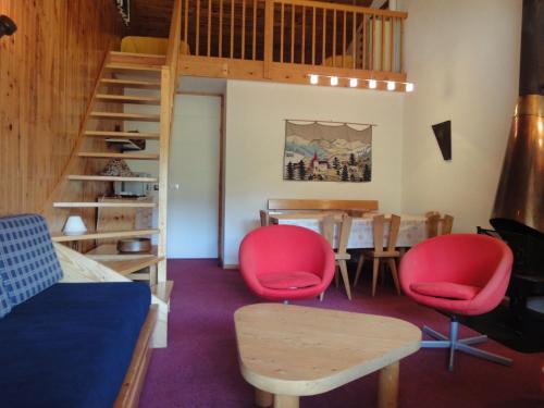 Holiday home Residence Saulire Meribel