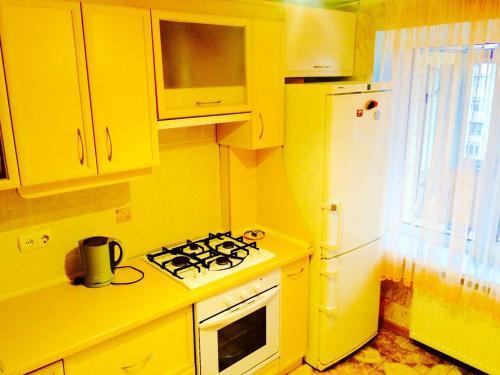 . Apartment on Shevchenka Boulevard