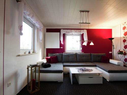 . Spacious Apartment in Gossweinstein Bavaria near River