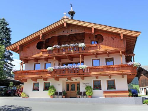 Holiday home Starmacherhof Itter