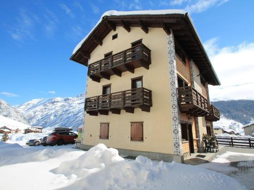 Holiday home Baita Clelia Livigno