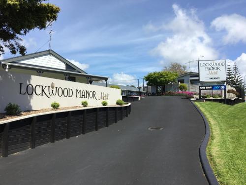 Lockwood Manor Motel - Accommodation - New Plymouth