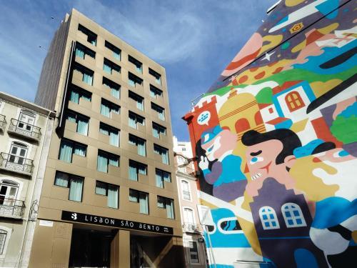 Lisbon Sao Bento Hotel impression