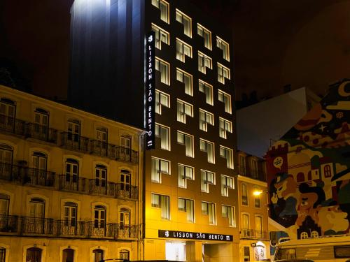 Lisbon Sao Bento Hotel photo 23
