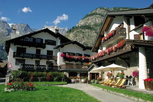 Hotel Del Viale Courmayeur