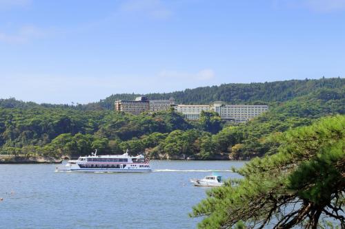 松島大觀莊度假酒店 Hotel Matsushima Taikanso