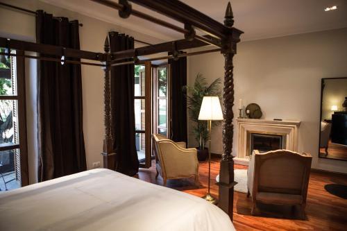 Suite with Terrace Posada Isabel de Castilla 13
