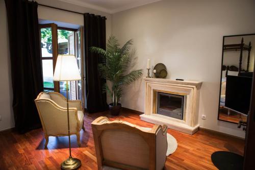 Suite with Terrace Posada Isabel de Castilla 18