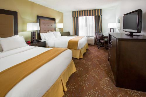 Holiday Inn Express Bloomington North-Martinsville - Martinsville, IN 46151