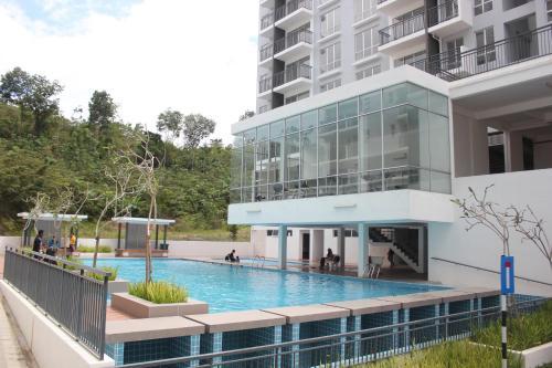 Parque Suites Hijauan Heights Bangi, Hulu Langat
