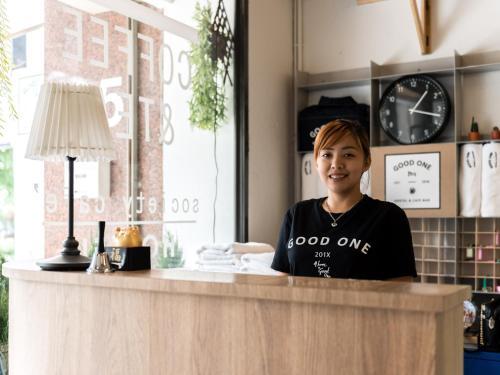 Good One Hostel & Cafe Bar photo 17