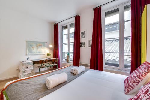 Sweet Inn - Rue D'Enghien photo 69