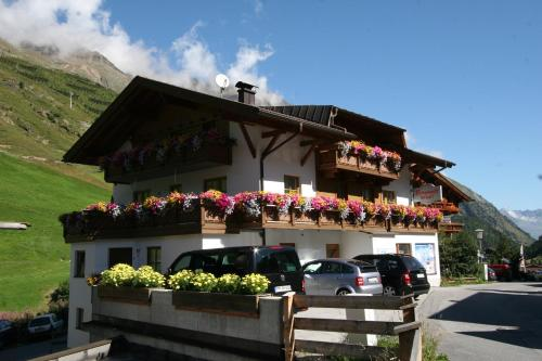 Appartment Venter Bergwelt - Apartment - Vent