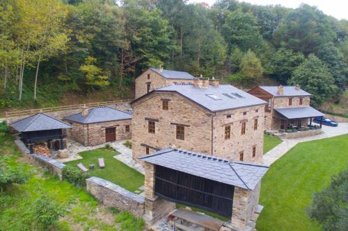 Habitación Doble Complejo Rural Casona de Labrada 13