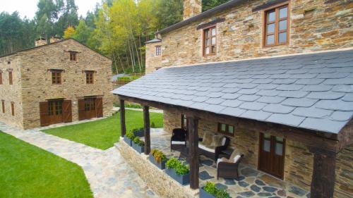 Villa mit 2 Schlafzimmern Complejo Rural Casona de Labrada 32