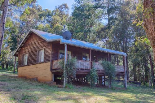 . Balinga Cottages