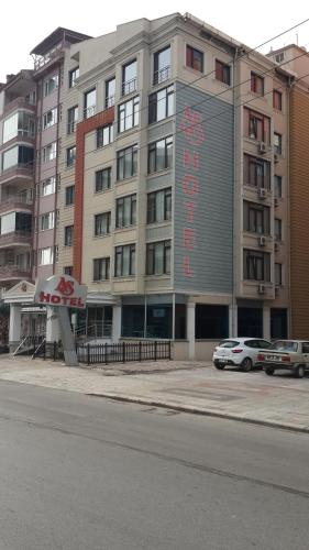 Afyon As Hotel adres