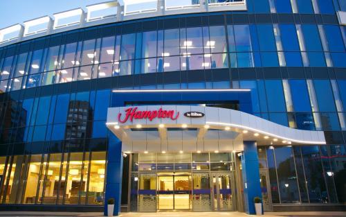 Hampton by Hilton Nizhny Novgorod in Nizhny Novgorod