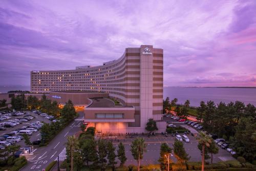 Hilton Tokyo Bay impression