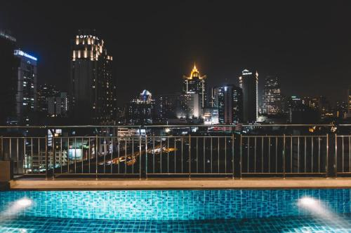 Adelphi Suites Bangkok impression