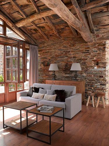 Villa mit 2 Schlafzimmern Complejo Rural Casona de Labrada 12