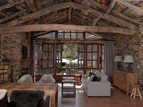 Villa de 2 dormitorios Complejo Rural Casona de Labrada 10