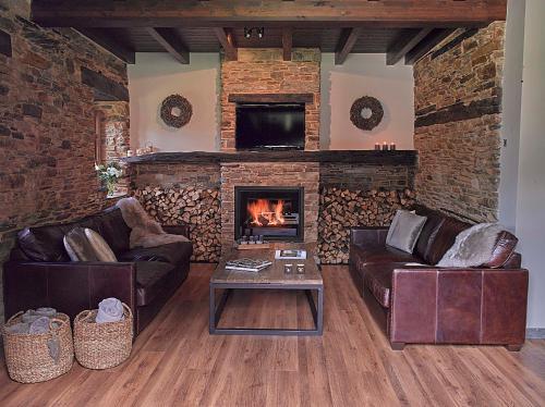 Double Room Complejo Rural Casona de Labrada 20