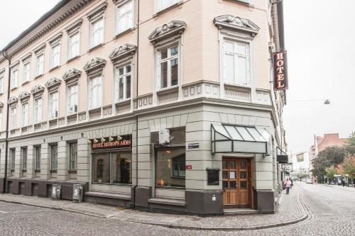 Hotel Bishops Arms Lund In Sweden